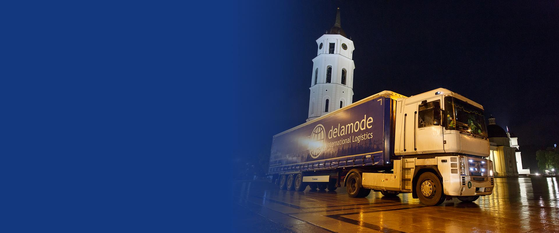 Tarptautinis krovinių transportavimas