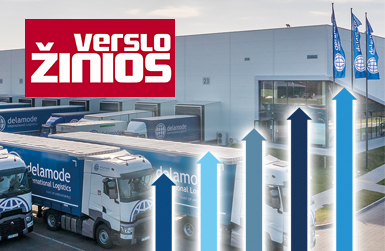Delamode Baltics trailers